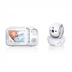 Interphone bébé Alcatel Baby Link Blanc