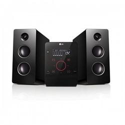Hi-fi LG Bluetooth 160W Noir