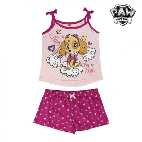 Pyjama d'été pour Filles Skye (La Pat' Patrouille)