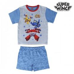 Pyjama d'Été pour Enfants Super Wings