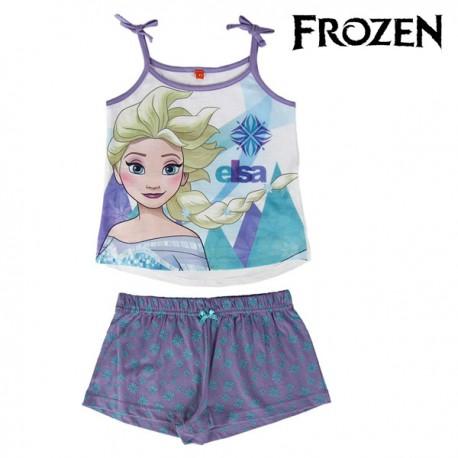 Pyjama d'Été pour Filles Frozen