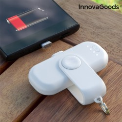 Chargeur Portable Magnétique Universel 1000 mAh