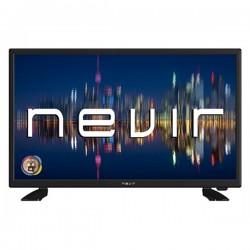 """Télévision NEVIR 24"""" HD LED USB Noir"""