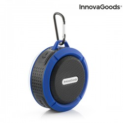 Haut-Parleur Bluetooth sans Fil Portable Waterproof InnovaGoods