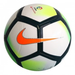 Ballon de Football Nike LaLiga Strike 17/18 Blanc