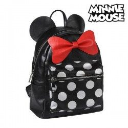 Sac à dos Casual Minnie Mouse Noir
