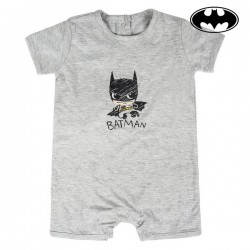 Barboteuse à Manches Courtes pour Bébé Batman
