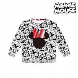 Sweat-shirt sans capuche fille Minnie Mouse 74247 Gris