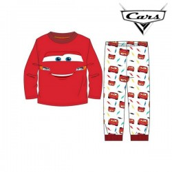 Pyjama Enfant Cars Rouge Blanc (2 Pcs)