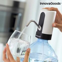Fontaine d'eau automatique et rechargeable