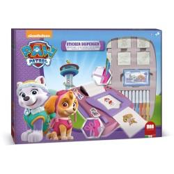 Kit de tampons avec machine PatPatrouille