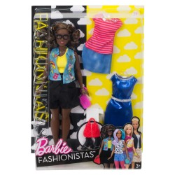 Poupée Barbie Fashionistas tenue 39