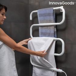 Porte-serviettes électrique pour mur ou sol