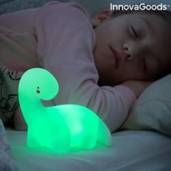 Lampe LED multicolore Dinosaure