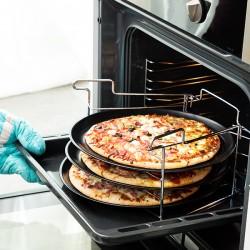 Plateau pour Four Pizza 6 Pièces