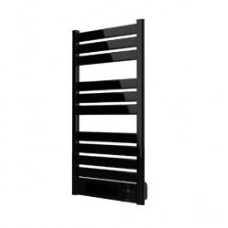 Porte-serviettes Électrique Noir
