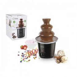 Fontaine de chocolat Kiwi 90W Noir