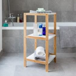 Etagère de salle de bains Bamboo Solutions