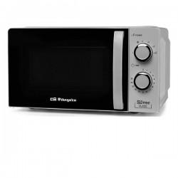 Micro-ondes Orbegozo 20 L 700W Acier inoxydable