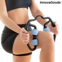 Auto-masseur musculaire à rouleaux