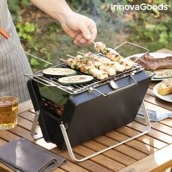 Barbecue à charbon pliable et portable