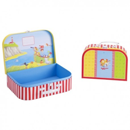 Valises Peggy - Lot de 2 (+3 ans)