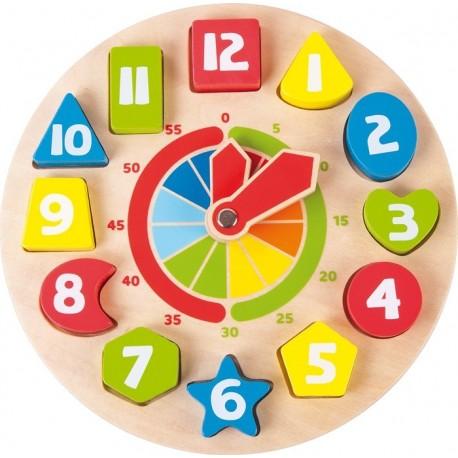 Horloge Educative à Encastrer (+3 ans)