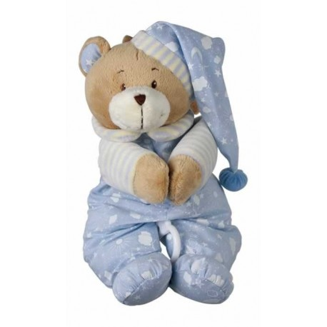 Peluche Musicale Petit Ours Garry (+2 ans)