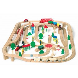 Circuit de Train Kio (+3 ans)