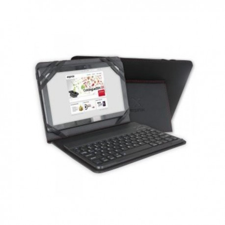 "Housse Tablette 9.7""-10.1"" + Clavier Bluetooth"