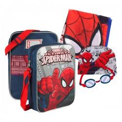 Kit Piscine Spiderman (4 pièces)