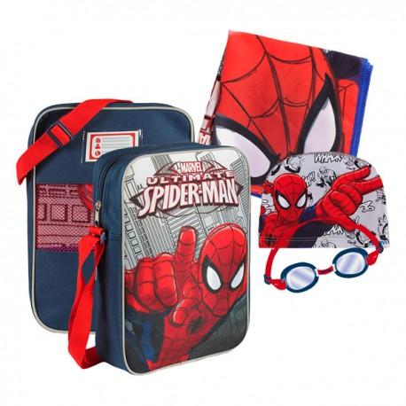 Kit pour Piscine Garçon – Spider Man
