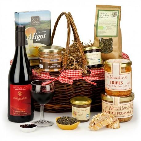 Panier Gastronomique d'Aveyron