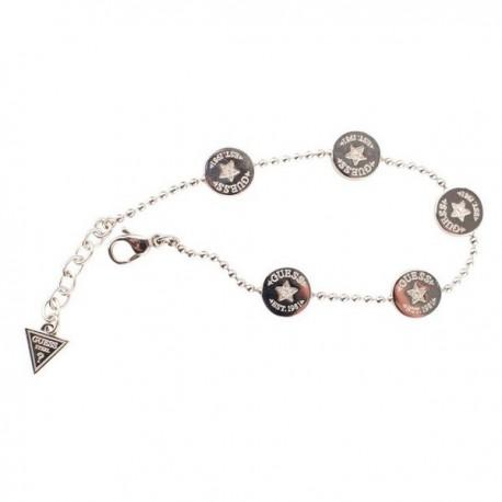 Bracelet Argenté pour Femme Guess 25 cm