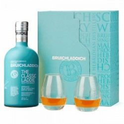 Coffret Whisky d'Islay + 2 verres