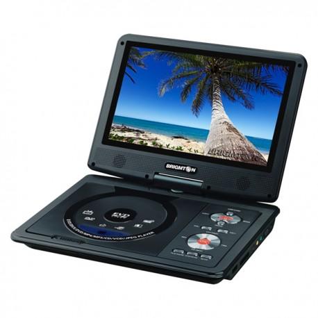 Lecteur DVD/Blu-Ray Portable Brigmton