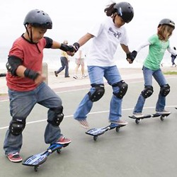 Casterboard - Skate (2 roues)