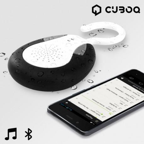 Haut-parleur Etanche Bluetooth CuboQ