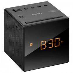 Radio-Réveil Sony Noir