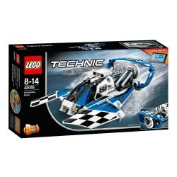 Lego Technic - l'hydravion de course