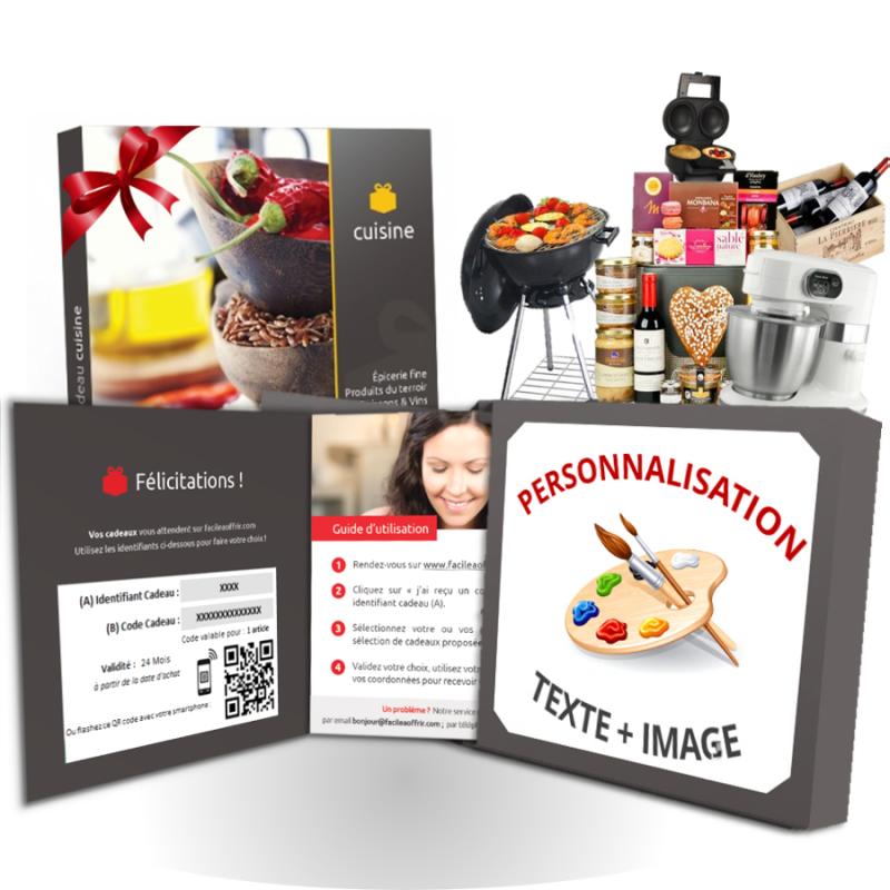 Coffret Cuisine & Gastronomie