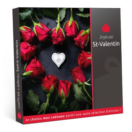Coffret Cadeau Spécial Saint Valentin