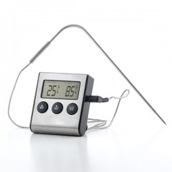 Thermomètre Numérique pour Viande