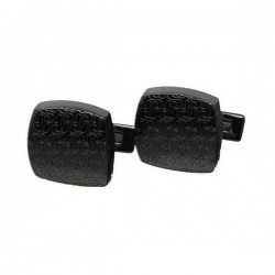 Cufflinks Guess Fibre de carbone(1,8 cm)