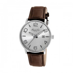 Montre Homme Kenneth Cole Cuir (42 mm)