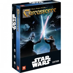 Jeu de société Carcassonne Star Wars