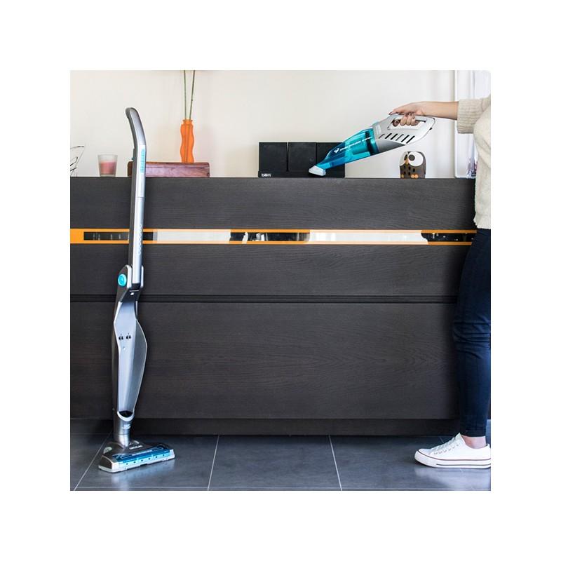 aspirateur cyclonique sans sac cecoclean 5044 ergo power 2400w. Black Bedroom Furniture Sets. Home Design Ideas