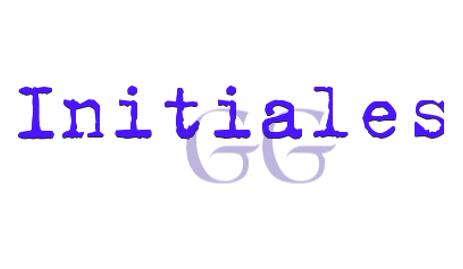 Article Facile à Offrir sur le blog Initiale GG