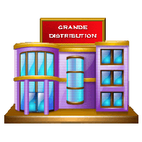 Supermarchés / Hypermarchés, Grandes surfaces spécialisées, Grands magasins, Franchises, Etc...