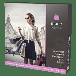 Coffret Cadeau Mode & Beauté Femme